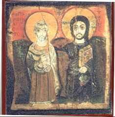 icon-of-christ-and-his-friend
